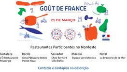 Goût de France - Restaurants Participants