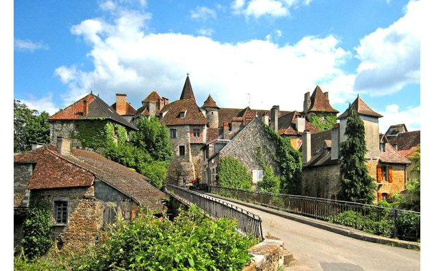 Carennac - Lot, Occitanie